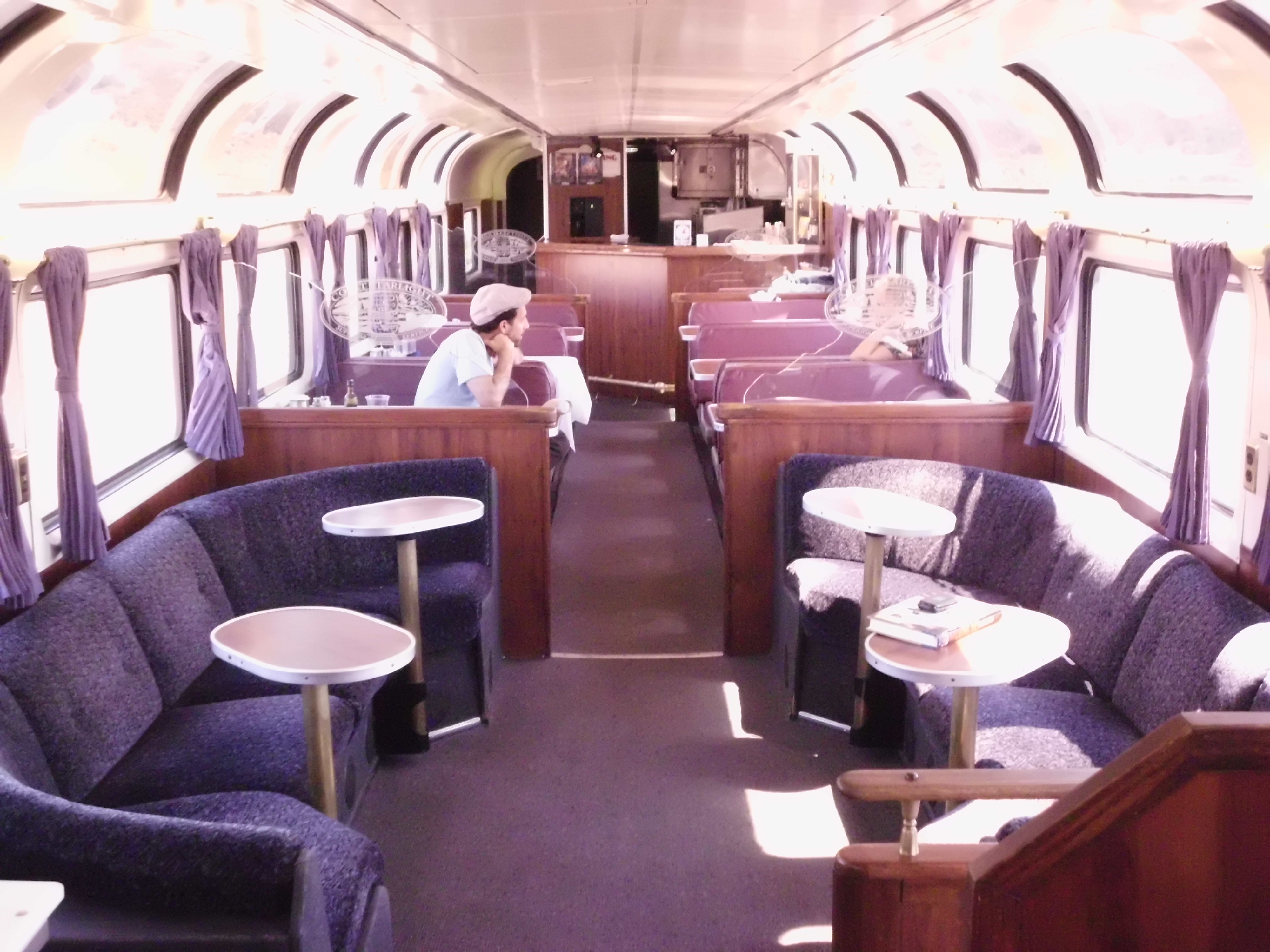 santa fe el capitan lounge lives on as coast starlight pacific parlour car streamliner memories. Black Bedroom Furniture Sets. Home Design Ideas